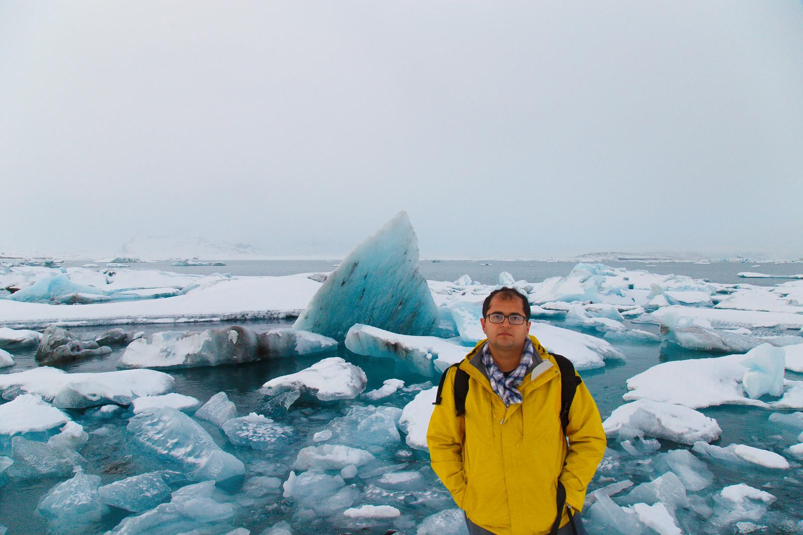 Icebergs & me