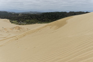 Wydmy Giant Te Paki | Giant Te Paki Sand Dunes | by addictedtotravelpl