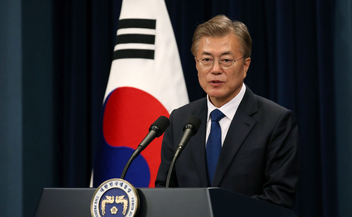 President_Moon_Jae-in_Press_Conference_02 | by KOREA.NET - Official page of the Republic of Korea