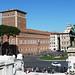 Řím, Palazzo Venezia z Altare della Patria, foto: Petr Nejedlý