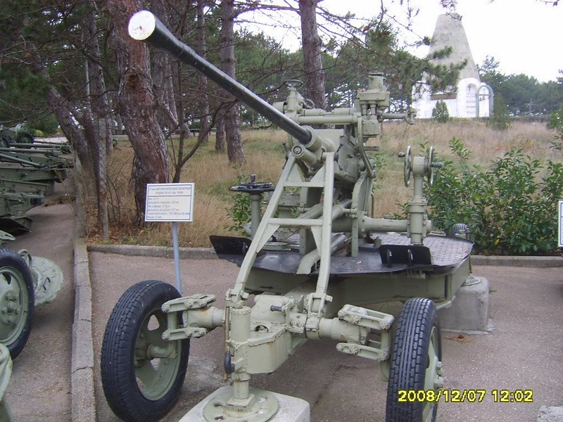 37mm Anti-aircraft gun 1