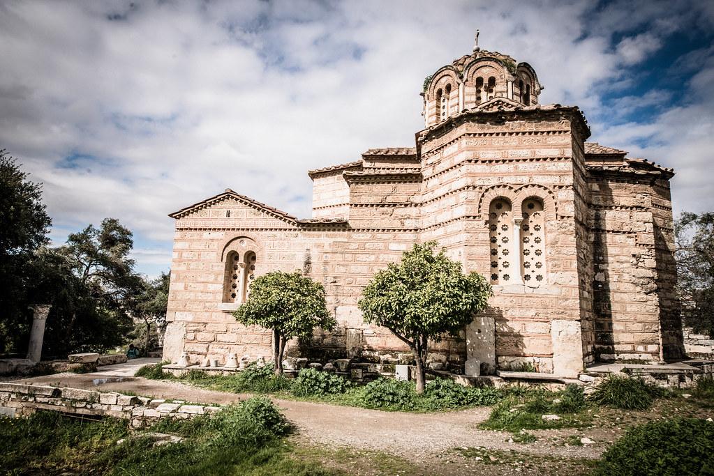Atene e dintorni