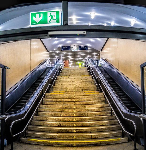 Underground Bielefeld full color