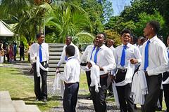 Le musée de Mayotte en fête à Dzaoudzi