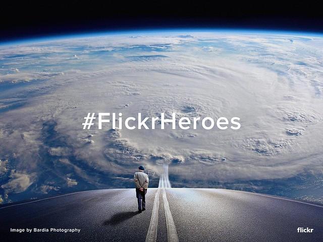 Flickr Heroes