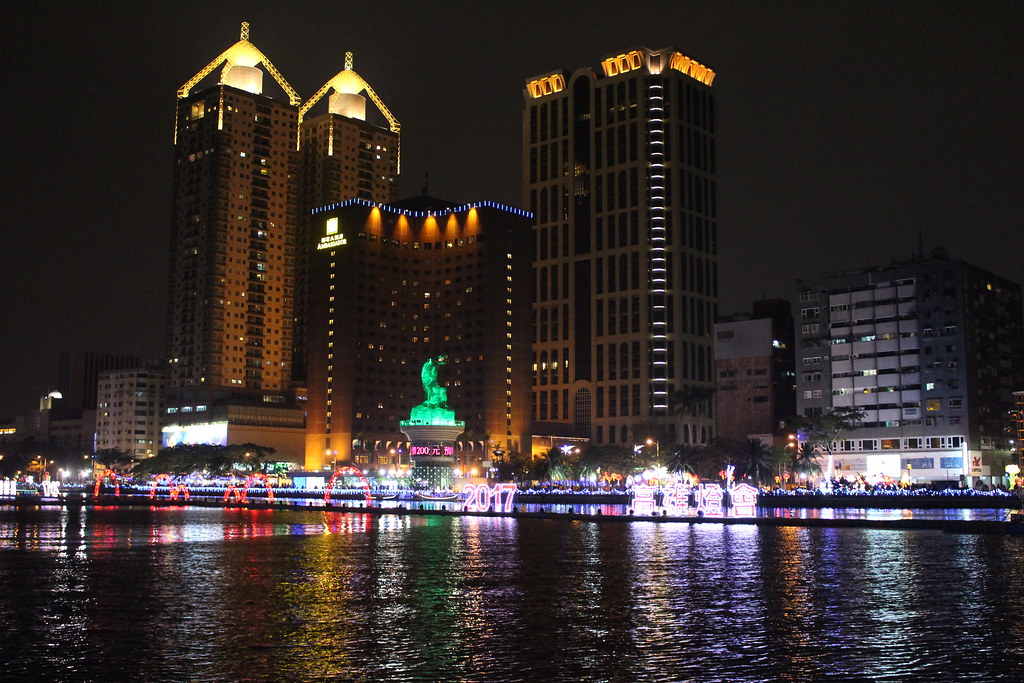 高雄愛河 Kaohsiung Love River
