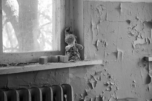 Abandoned Kopachi Kindergarten (Chernobyl Exclusion Zone)