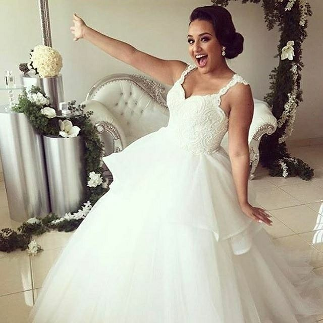 Have beautiful plus size wedding dresses made to order wit ...