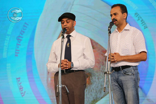 Devotional song by Balbir Raisinghani and Saathi from United Kingdom