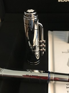 Miles Davis Limited Edition 1926 Fountain pen   by cyrillemaurice