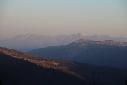 0349 Zoomed-in view of snow-topped Mount Baldy (San Antonio) in the far distance to the west | by _JFR_