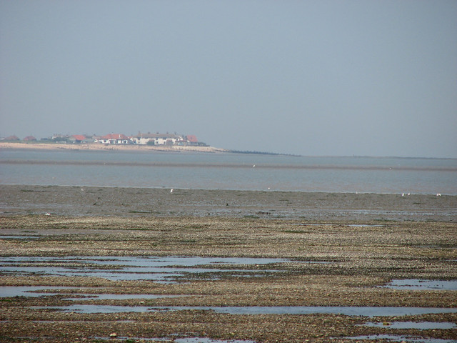 The Isle of Sheppey from Seasalter