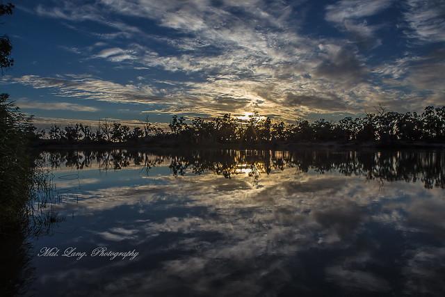 Backwater Sunrise