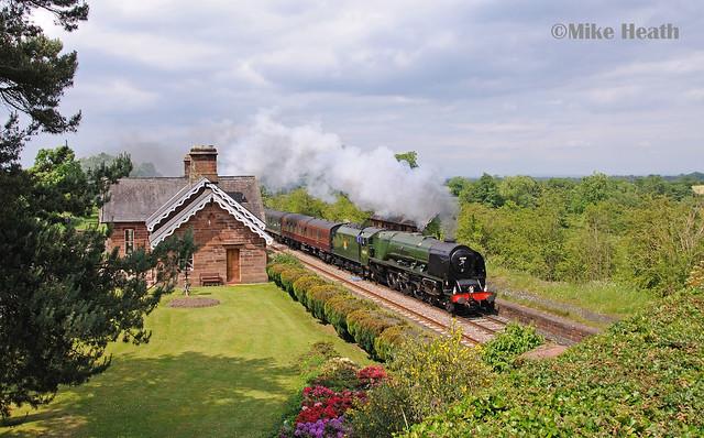 46223 - Cumwhinton - 14 June 2012W