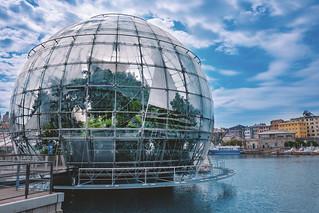 La Biosfera - Porto Antico di Genova