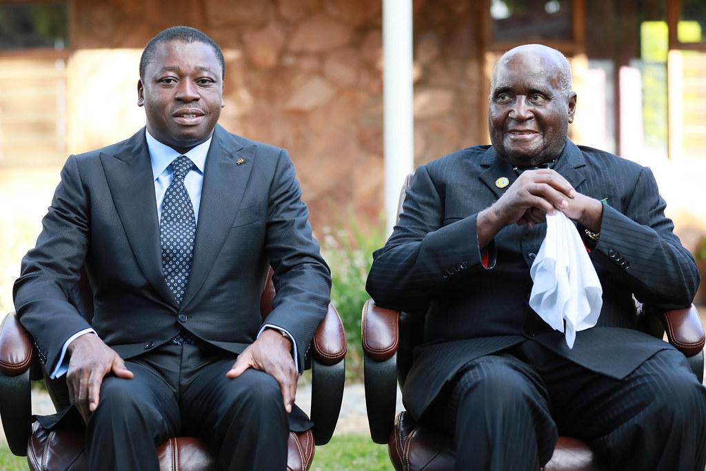 Visite au Premier Président de la Zambie | Le Président de l… | Flickr