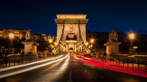Chain Bridge | by Tom Ek