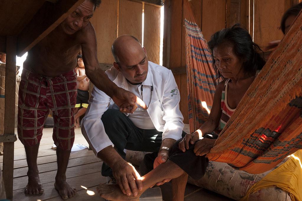 DSEI Alto Rio Purus - Dr.Eduardo Perez Marquez.FotoAlejandroZambrana
