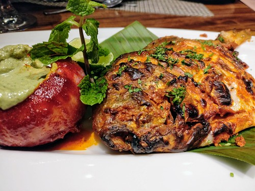 Grilled Pomfret | by fooddrifter