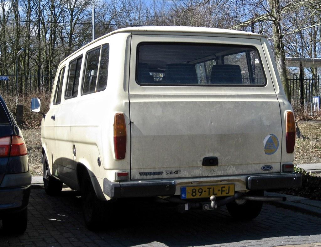 1982 FORD Transit 100 MKIIa Kleinbus - a photo on Flickriver