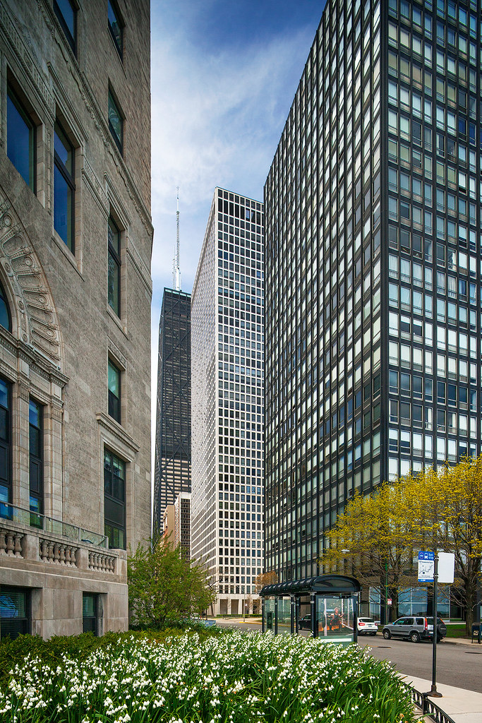 860 880 Lake Shore Drive Chicago Il Mies Van Der Rohe Flickr