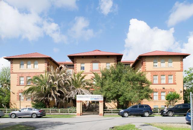 Thomas Street Health Center, Houston, Texas 1704201035