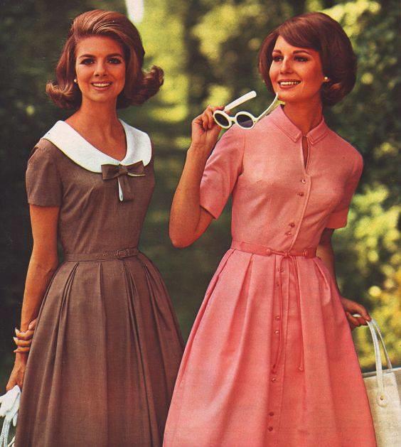 f1e76e19e49 From Sears Spring Summer catalog - 1966 | Zsófia Vid | Flickr