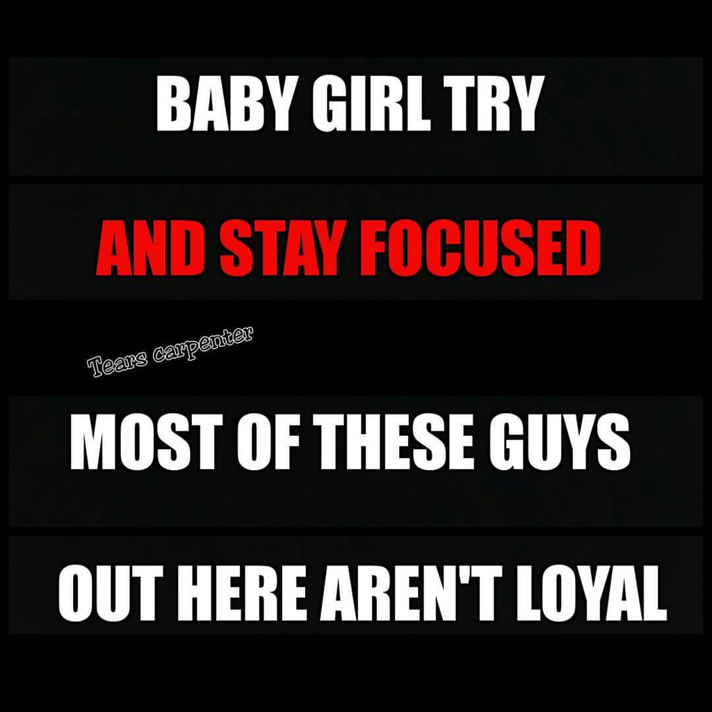 Guys are Not all Ways Ready To Be on a Real Relationship B