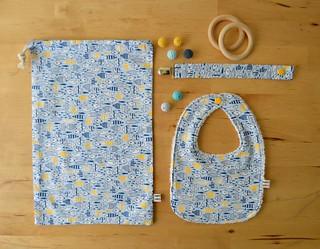 kit bebe sweet stitch | by Patrícia - El Calaix