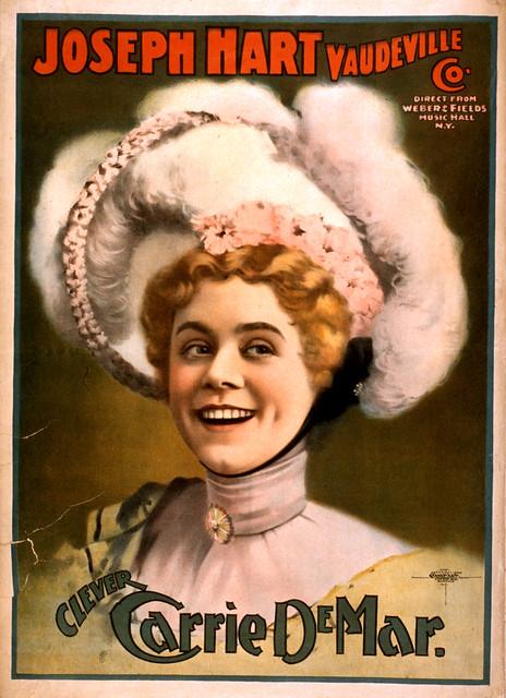 Joseph Hart Vaudeville