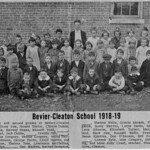 Bevier-Cleaton School 1918-19