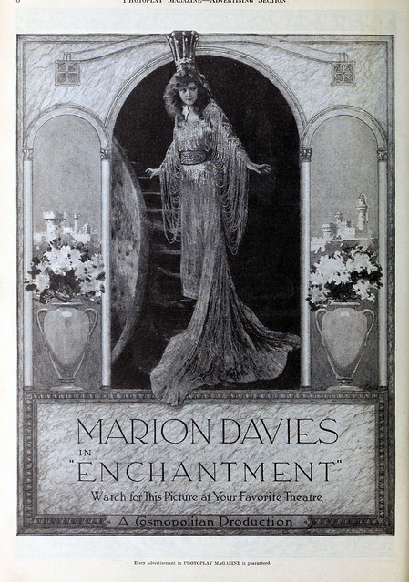 Marion Davies Enchantment--Photoplay Magazine