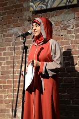 NYC Writing Project event at the Nuyorican Poets Cafe 2017