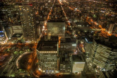 jr tower 展望台 t38 obervatory 夜景 night view landscape veduta 日本 japan 北海道 hokkaido 札幌 sapporo nikon d800