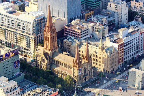 St Paul's Anglican Cathedral, Melbourne, Victoria | by Love in a little black diary