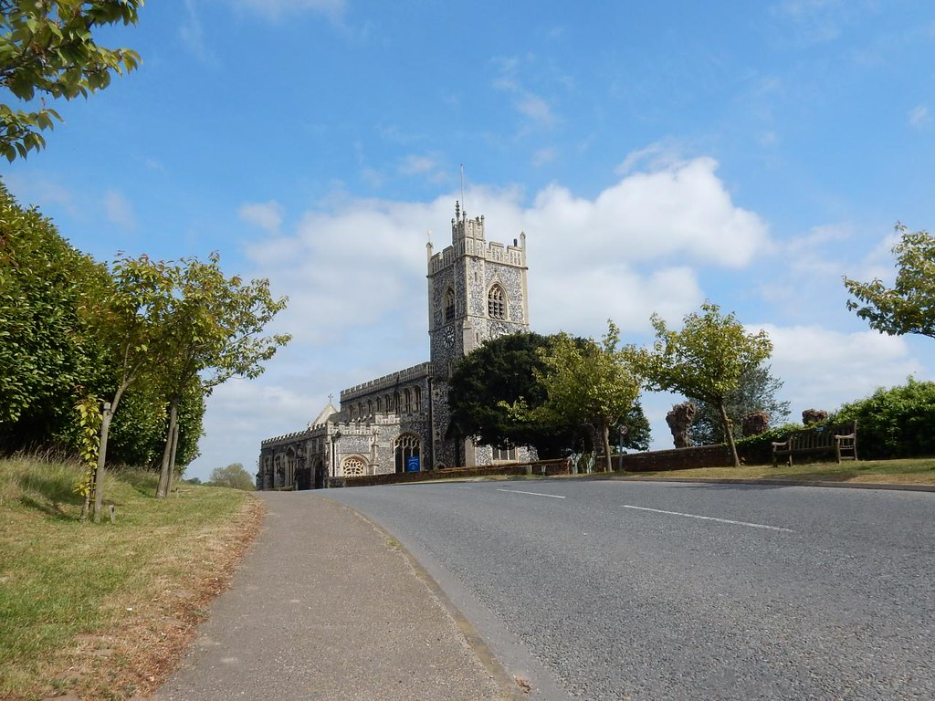 Church, Stratford St Mary Manningtree Circular