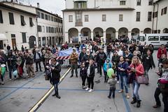 La Comunità al Centro scende in piazza