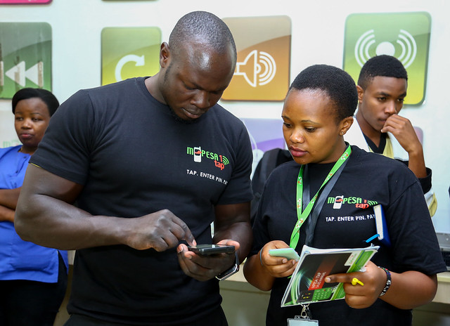 MPESA 1Tap Launch
