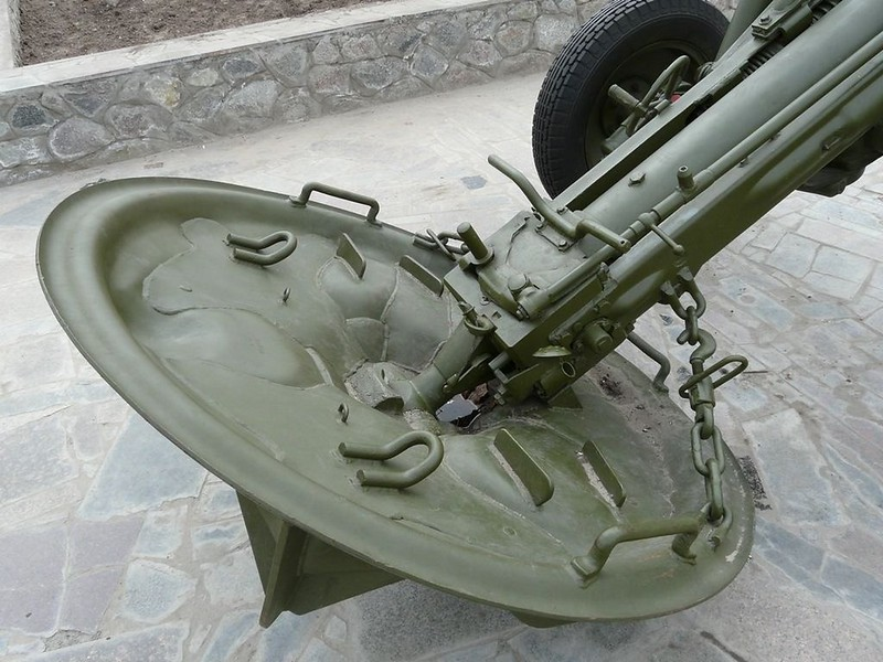 160mm mortar M-160 9