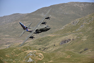 Hercules 50 years in RAF