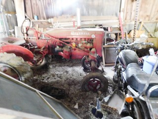 Farmall Super A tractor | by thornhill3