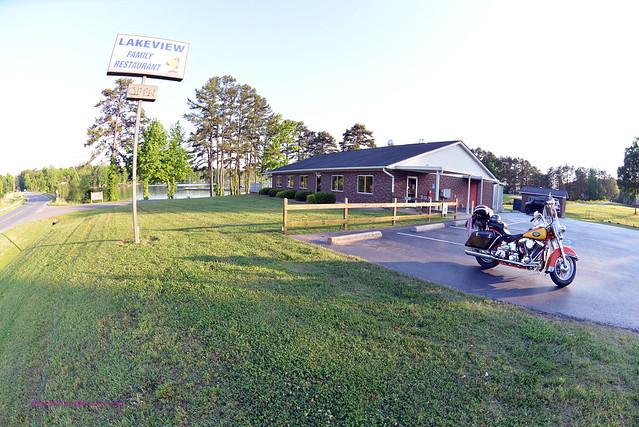Motorcycle Jade 1994 Harley Davidson Heritage Softail Lakeview Family Restaurant 20170516_4081 Batch Edit