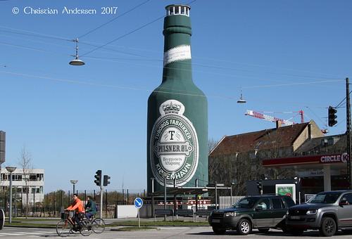 christianofdenmark copenhagen denmark spring sunshine beer tuborg