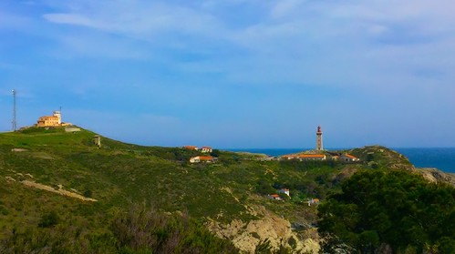 frankrike francecotevermeille mediterranian lighthouse coast nature