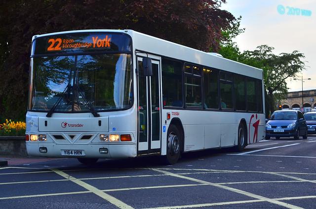 Y164HRN Transdev York 1064