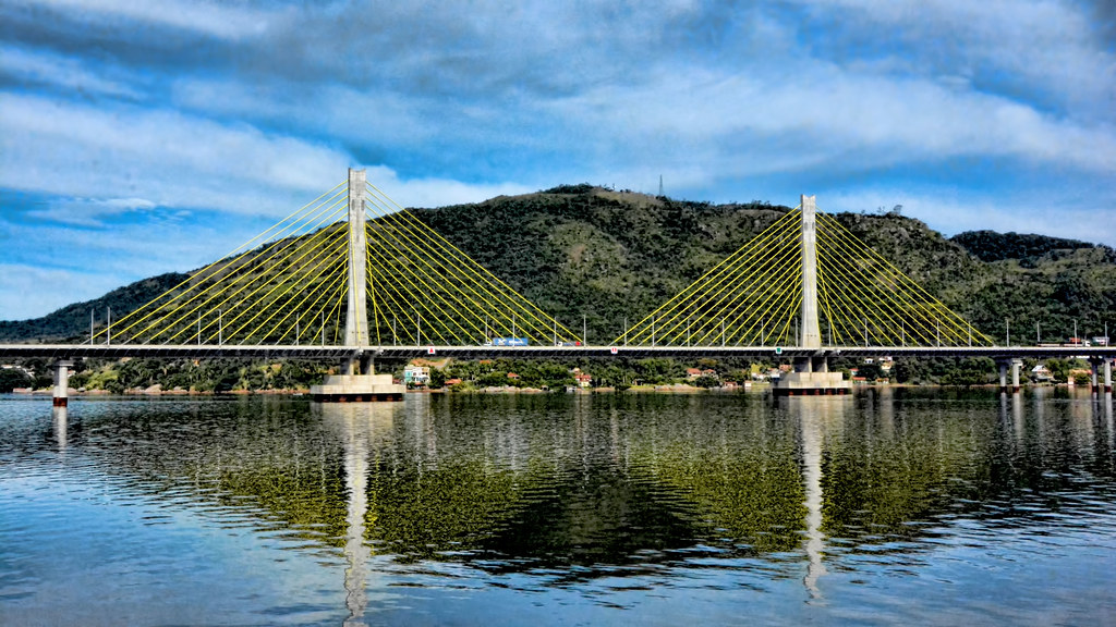 Ponte Anita Garibaldi | Laguna SC Brasil El puente Anita Gar… | Flickr