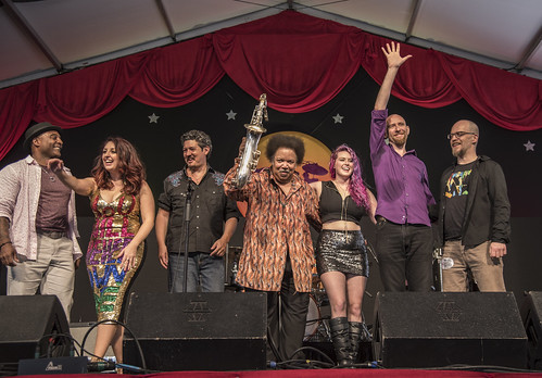 Jazz Fest 2017. Photo by Marc PoKempner.