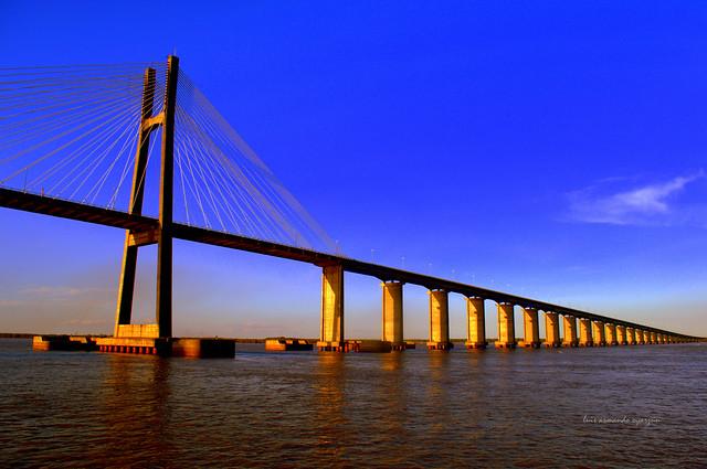 Puente Nuestra Señora del Rosario.