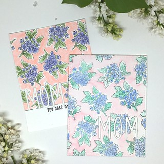 Two Mother's Day cards | by Kimberly Toney