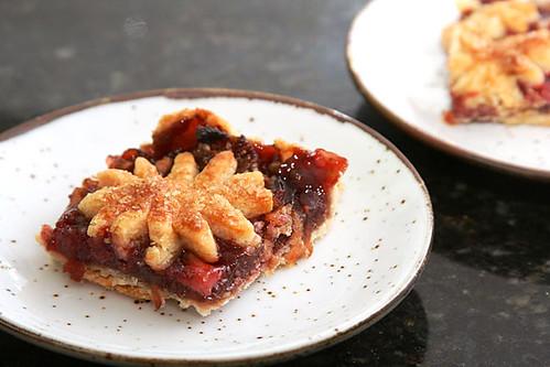 strawberry balsamic pie 6 | by crumblycookie